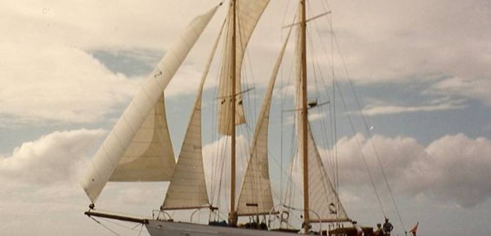 Orianda Charter Yacht