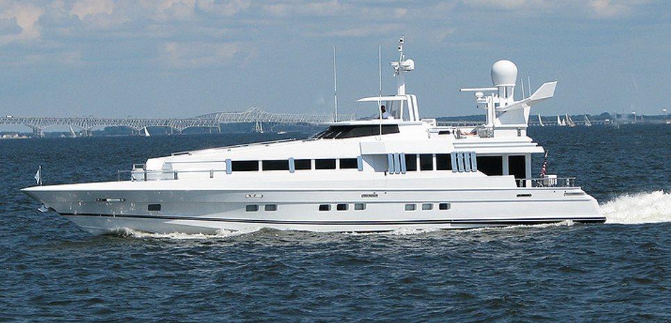 Highline Charter Yacht