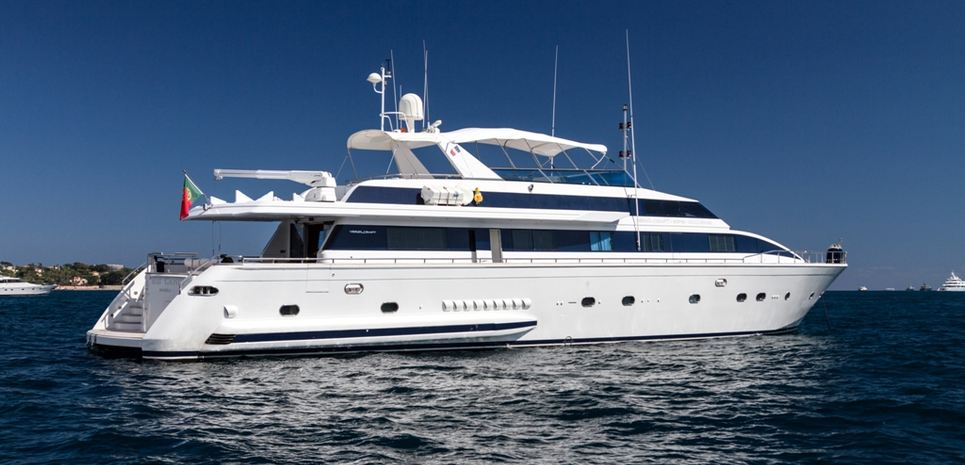 Miss Candy Charter Yacht