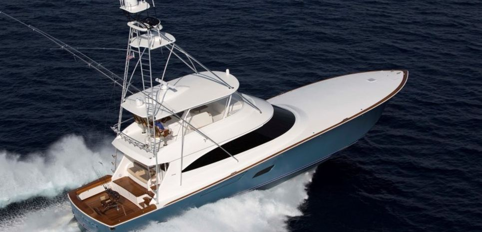 Krazy Salts Charter Yacht