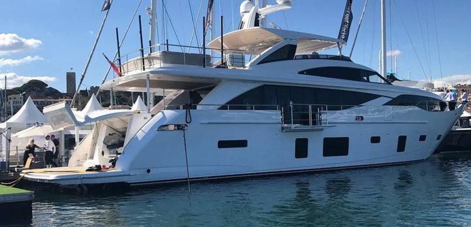 Spirit of Elijah Charter Yacht
