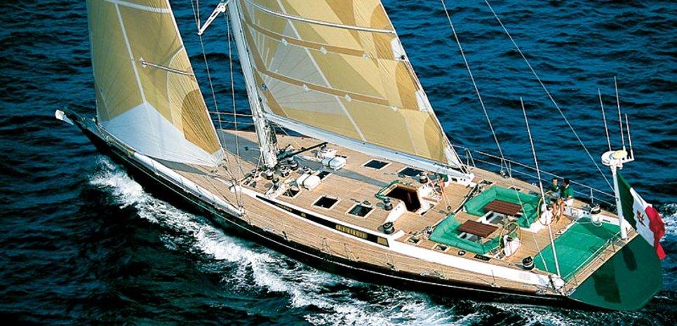Mr Geko Charter Yacht