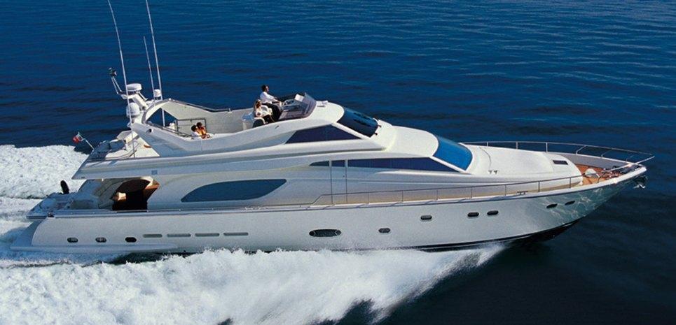 Aldenis Charter Yacht