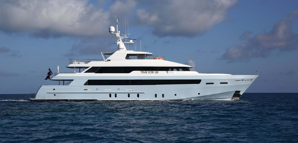 Pisces Charter Yacht