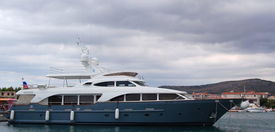Galaktika Sky Charter Yacht