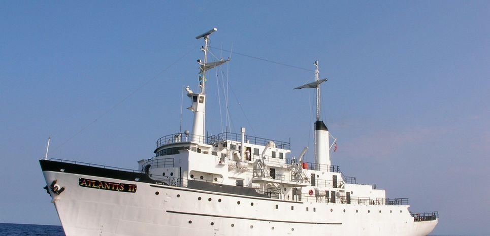 Atlantis II Charter Yacht