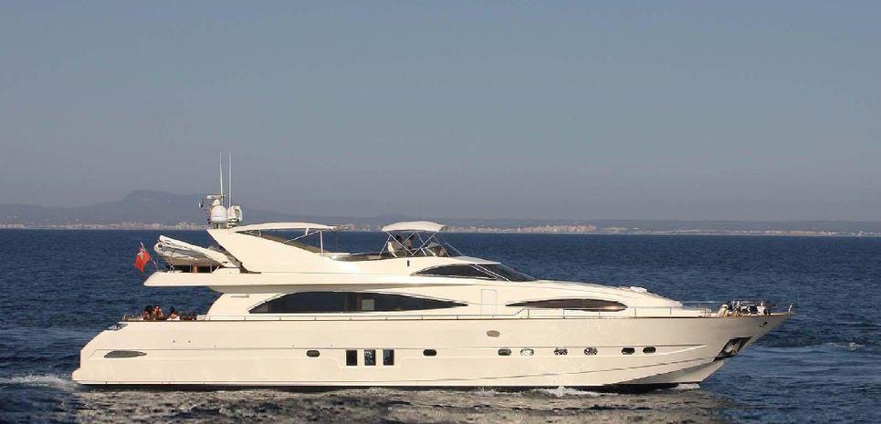 Pimana Charter Yacht