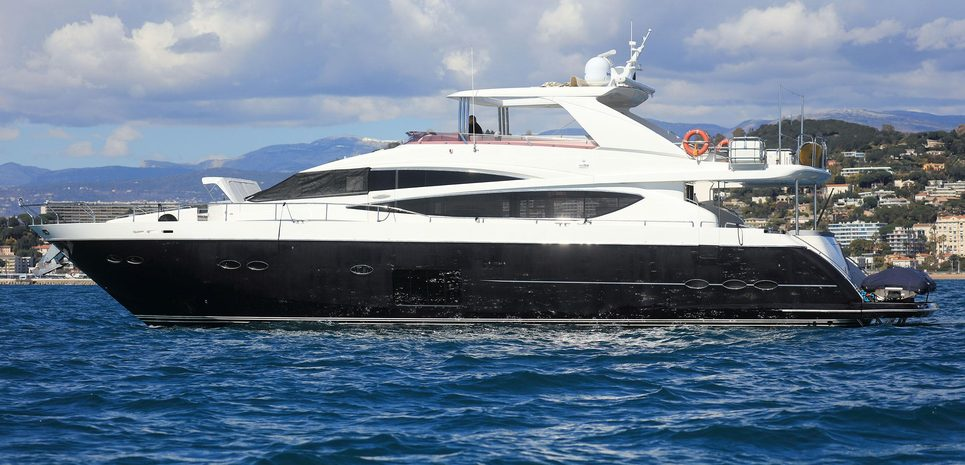 Chancer Charter Yacht