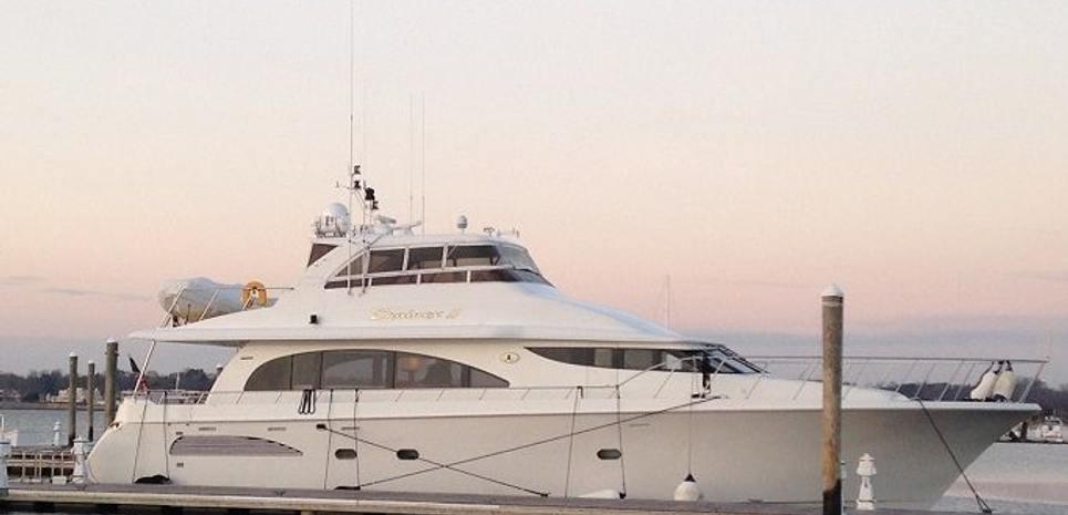 Equinox II Charter Yacht
