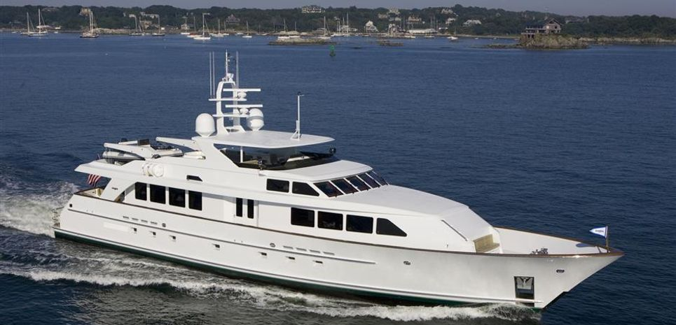 Patriot Charter Yacht