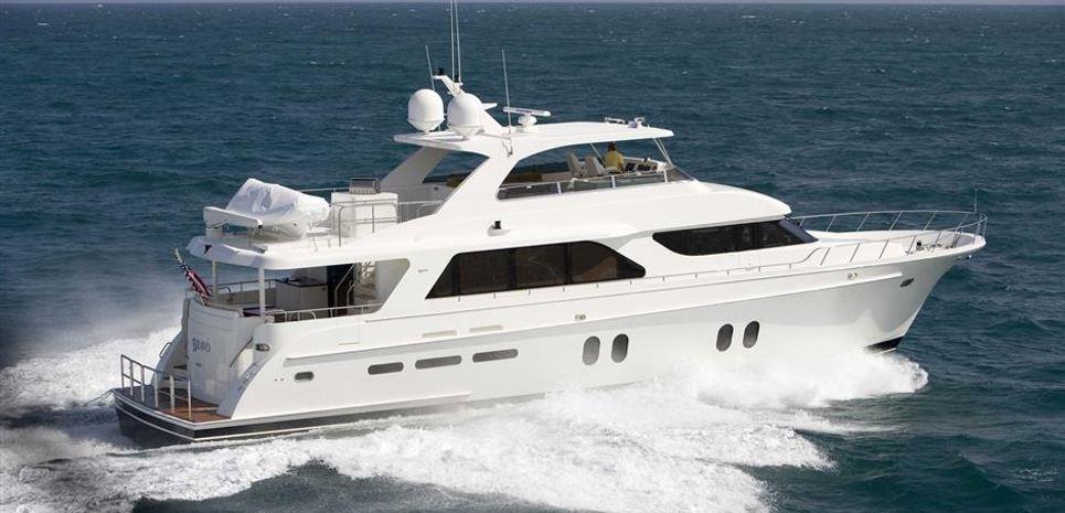 Bella Sophia Charter Yacht