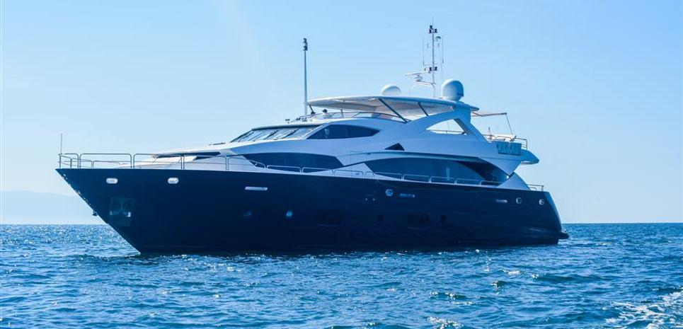 Luna Rossa Charter Yacht