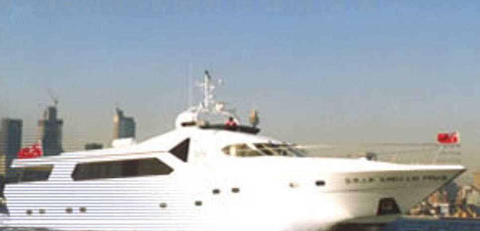 Happy Sea Lodge Charter Yacht