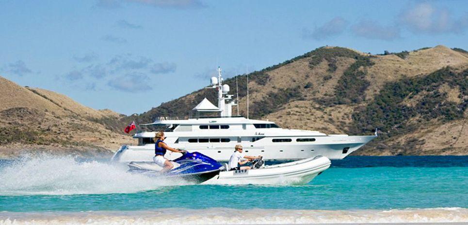Te Manu Charter Yacht