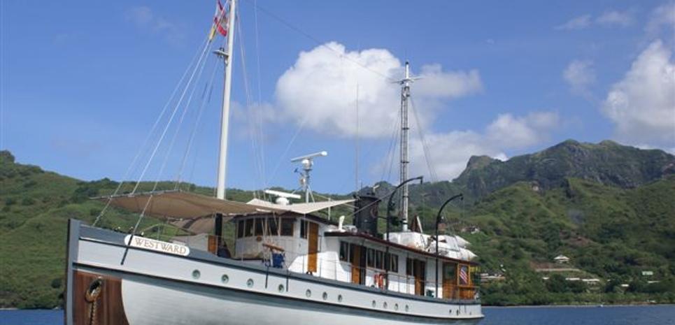 Westward Charter Yacht