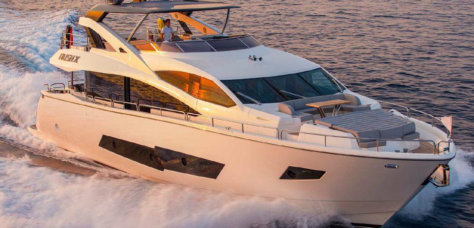 Rush X Charter Yacht