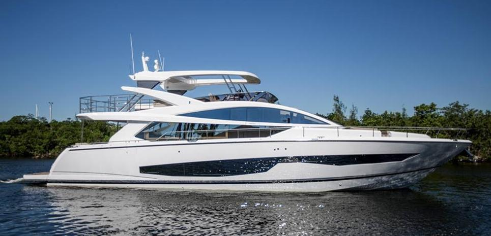 Pearl 80/01 Charter Yacht