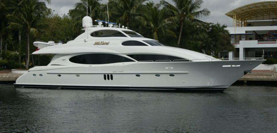 24 Karat Charter Yacht