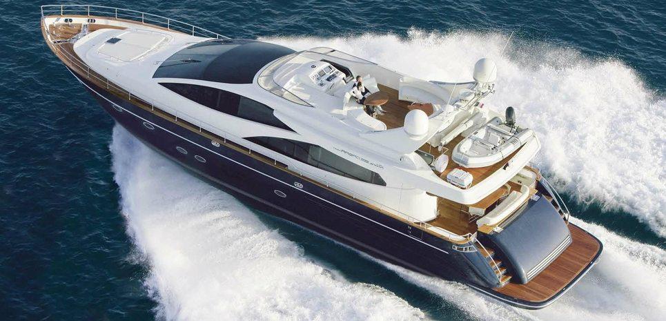 Vivace Charter Yacht