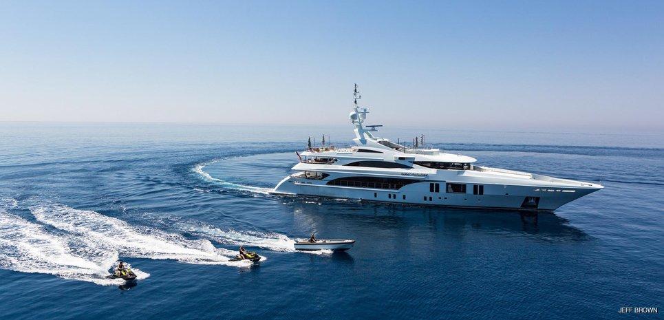 Ocean Paradise Charter Yacht
