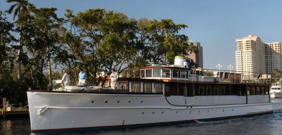 Honey Fitz Charter Yacht