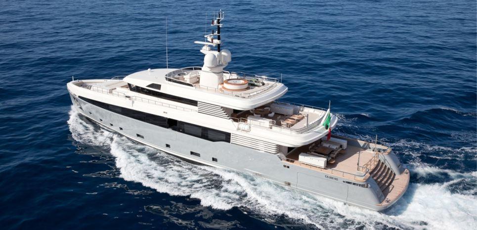 Aslec 4 Charter Yacht
