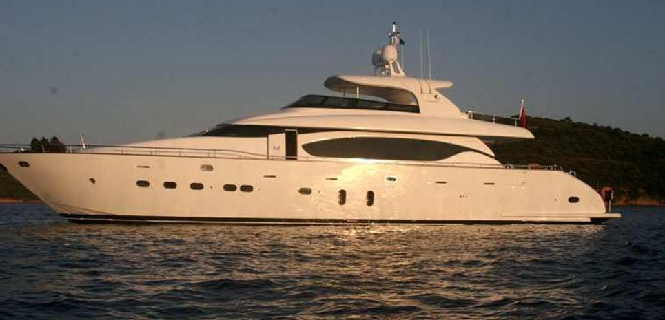 Temptation Delta Charter Yacht