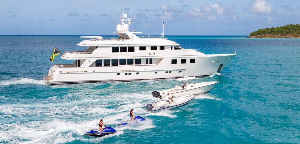 Mim Charter Yacht
