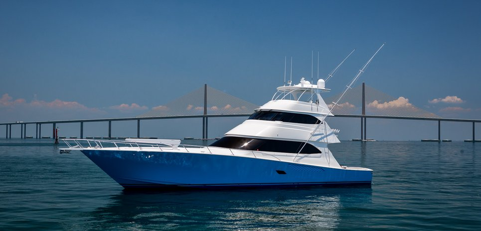 No Compromise Charter Yacht