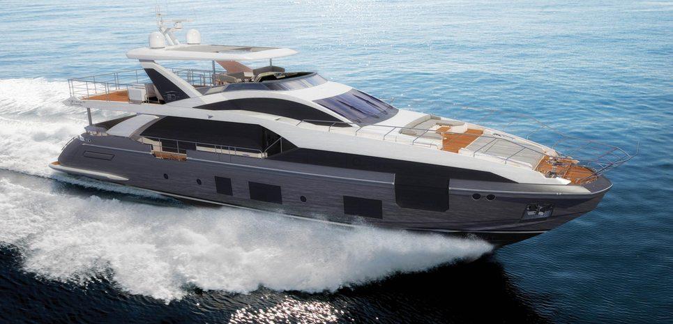 Aleph II Charter Yacht