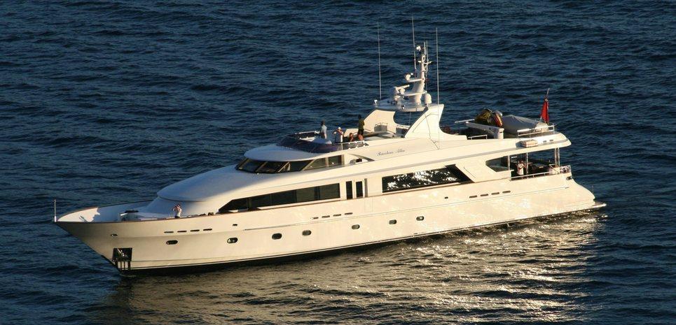 Bacchus Alla Charter Yacht