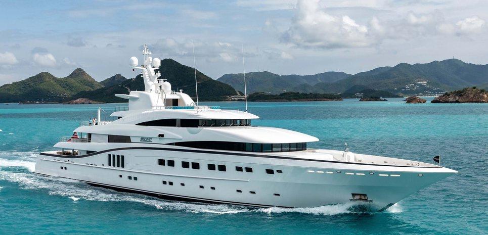 Secret Charter Yacht