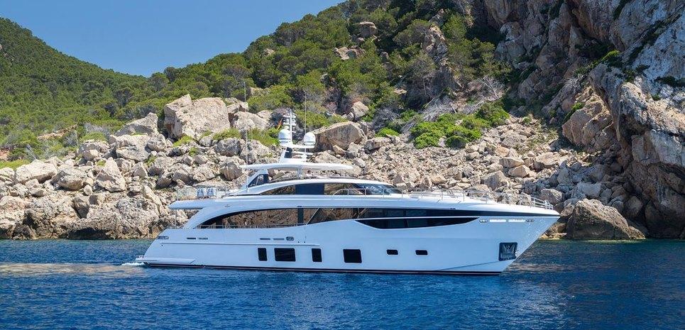 Soraya Charter Yacht
