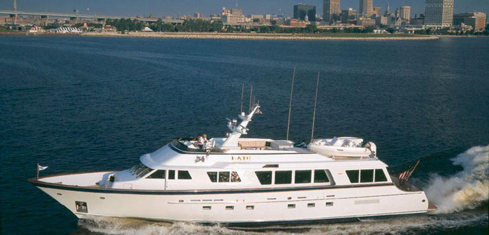 Fine Print Charter Yacht