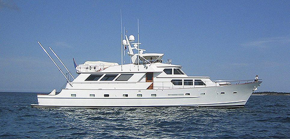 La Sirena Charter Yacht