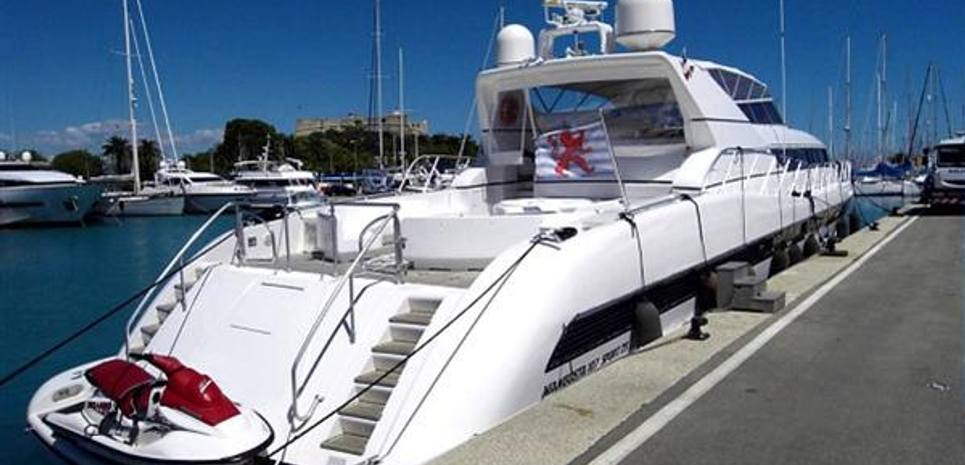 The Collection Charter Yacht