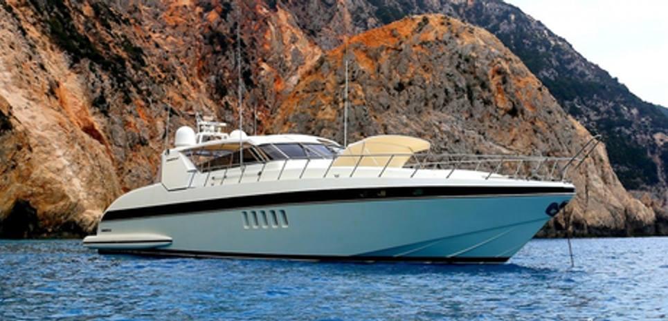 Angelina Charter Yacht