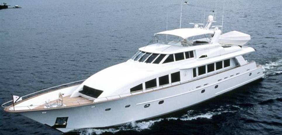 Karina Jean Charter Yacht