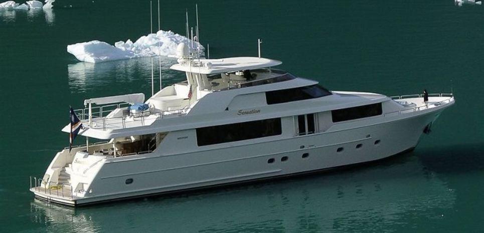 Sensation Charter Yacht