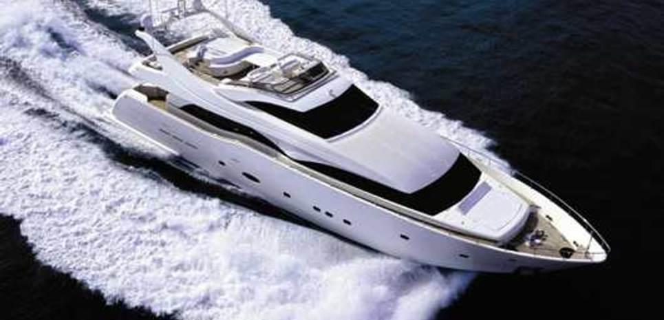 Lady Vanilla Charter Yacht