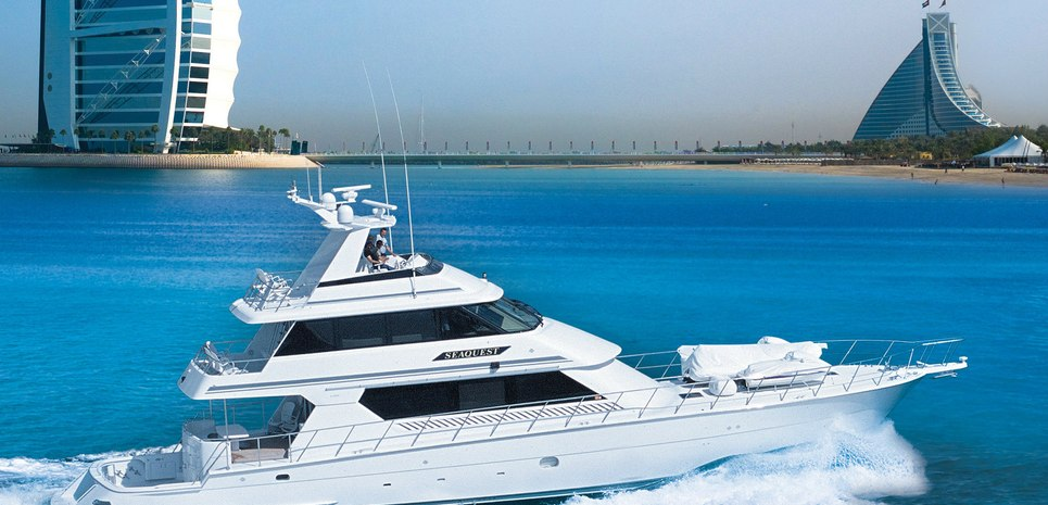 Seaquest Charter Yacht