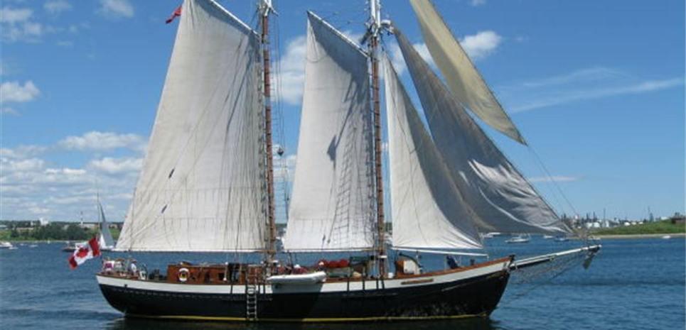 Mist of Avalon Charter Yacht