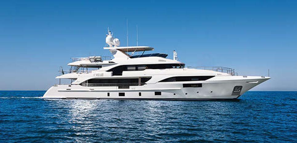 Chrimi III Charter Yacht