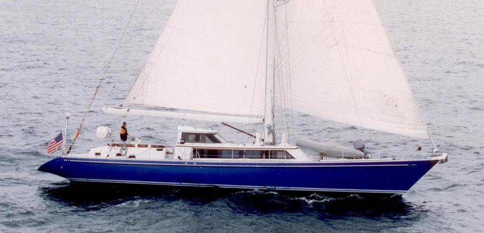 Compound Interest Charter Yacht