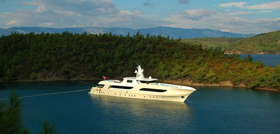 Kuzey T Charter Yacht