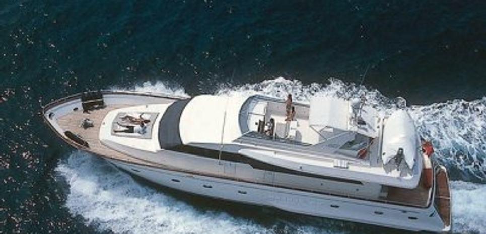 Ahida Charter Yacht
