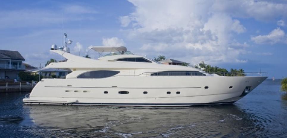 Penny's Heaven Charter Yacht