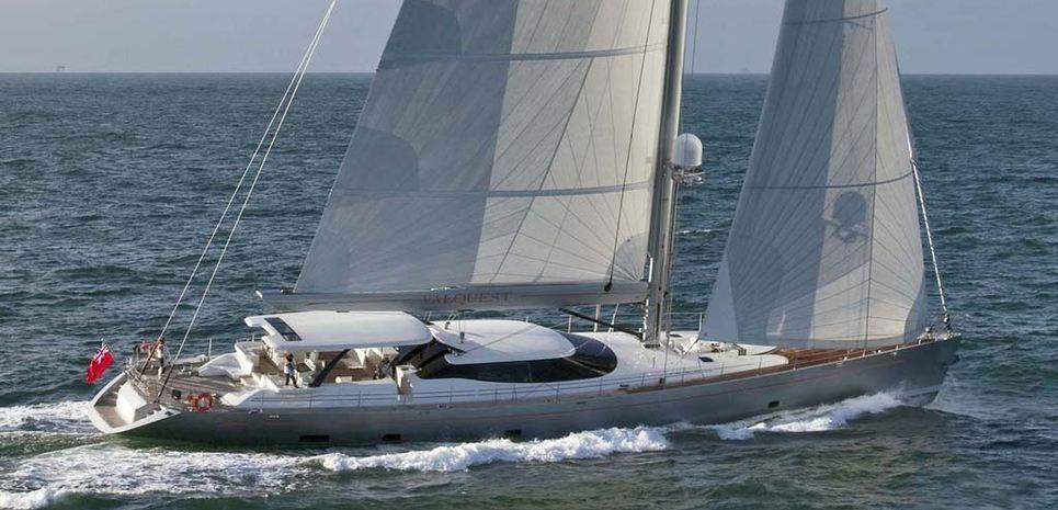 Valquest Charter Yacht