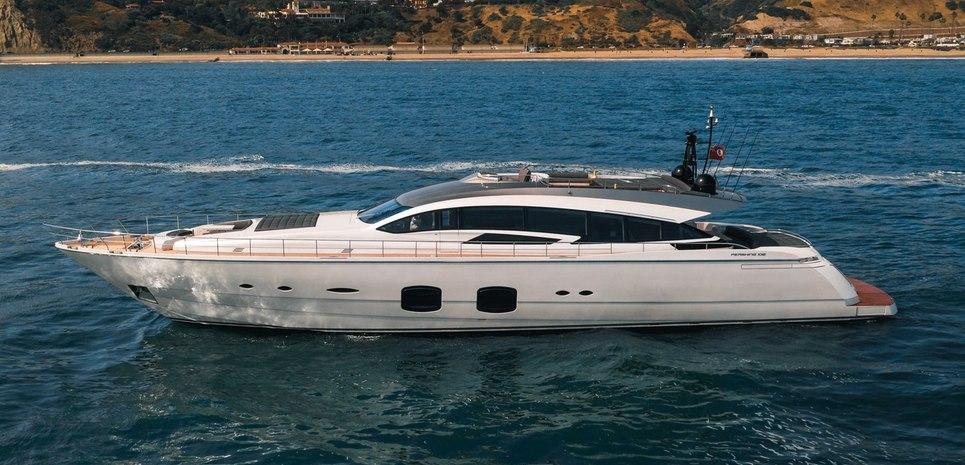 Aldebaran III Charter Yacht