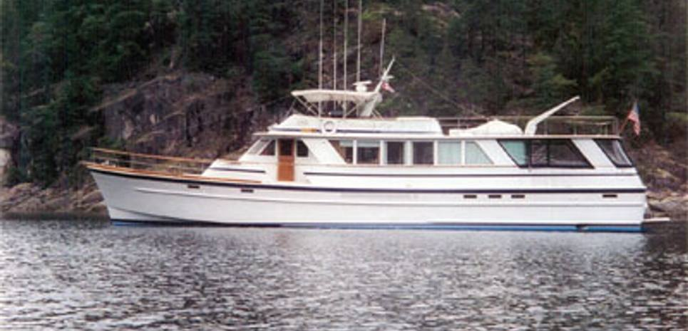 Morning Mist Charter Yacht